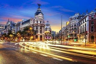 Hotel Dos Castillas - Spanien - Madrid & Umgebung