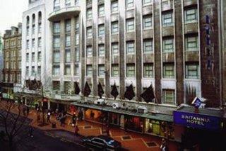 Hotel Britannia Birmingham - Großbritannien & Nordirland - Mittel- & Nordengland
