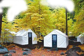 Hotel Curry Village - Yosemite Park - USA