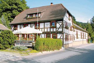 Hotel Zum Bürgergarten - Deutschland - Harz