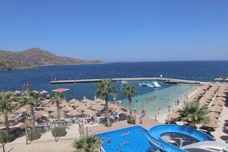 Hotel Delta Beach Resort - Yalikavak (Bodrum) - Türkei