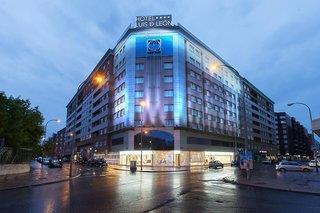 Hotel Silken Luis Leon - Spanien - Zentral Spanien
