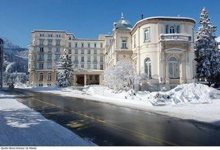 Hotel Reine Victoria - St. Moritz - Schweiz