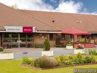 Hotel Mercure Swansea ehem. Ramada Swansea - Großbritannien & Nordirland - Wales