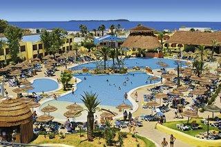 Hotel Caribbean World Borj Cedria Gesamtanlage