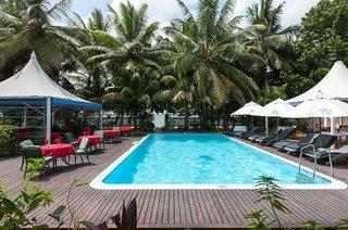 Hotel Le Relax Beach Praslin - Seychellen - Seychellen