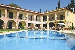 Hotel Annaliza - Pirgi (Ipsos) - Griechenland