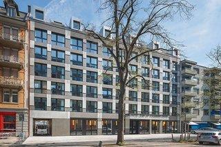 Hotel Claridge Swiss Quality Zürich - Schweiz - Zürich