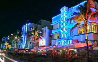 Hotel The Colony Miami - USA - Florida Ostküste