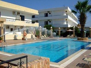 Hotel Antonios - Griechenland - Rhodos