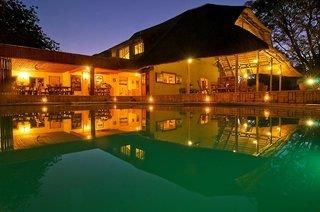 Hotel Kubu Safari Lodge