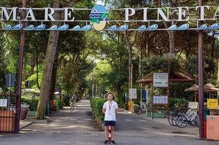Hotel Camping Mare Pineta - Italien - Emilia Romagna