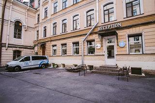 Hotel Nevsky Aster - Russland - Russland - Sankt Petersburg & Nordwesten (Murmansk)