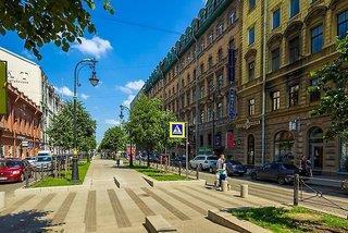 Nevsky Hotel Grand - Russland - Russland - Sankt Petersburg & Nordwesten (Murmansk)