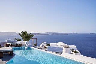 Katikies Hotel - Griechenland - Santorin