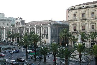 Hotel Stesicorea Palace - Catania - Italien