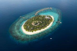 Hotel Park Hyatt Maldives Hadahaa - Gaafu Alifu (Nord Huvadhu) Atoll - Malediven