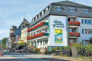 Hotel Rheinhotel Rüdesheim - Deutschland - Rheingau