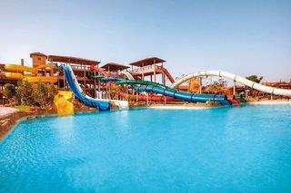 Hotel Jungle Aqua Park Resort Hurghada - Ägypten - Hurghada & Safaga