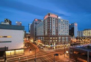 Hotel Hilton Garden Inn Denver Downtown - USA - Colorado
