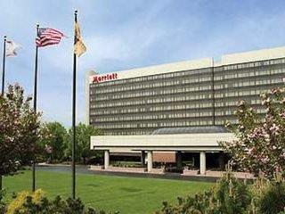 Hotel Marriott Newark Liberty International Airport