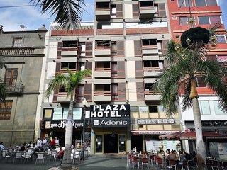 Hotel Plaza Tenerife - Santa Cruz De Tenerife - Spanien