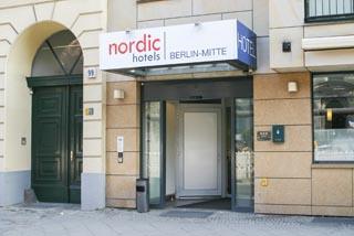 Nordic Hotel Berlin Mitte Gunstig Buchen Bei Lastminute De