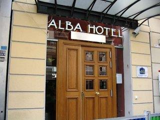 Hotel BEST WESTERN Alba - Frankreich - Côte d'Azur