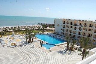 Hotel Eden Beach - Tunesien - Tunesien - Oase Zarzis