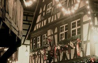 Hotel Cour Du Corbeau - Straßburg - Frankreich