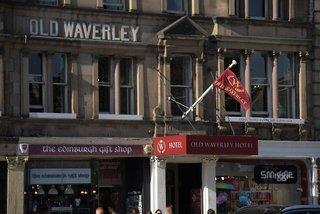 Hotel Old Waverley - Großbritannien & Nordirland - Schottland