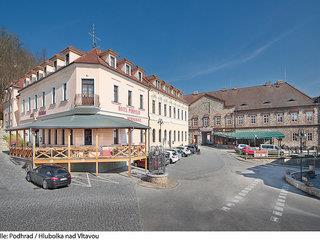 Hotel Podhrad - Tschechien - Tschechien