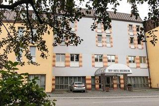BEST WESTERN Grand City Hotel Rosenheim - Deutschland - Oberbayern