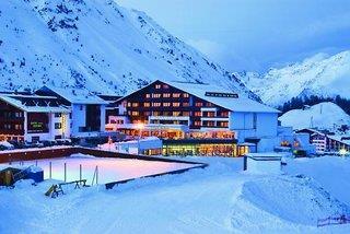 Hotel Alpina Deluxe & Nebenhaus Sonnberg - Obergurgl (Ötztal) - Österreich