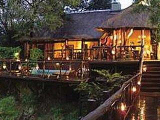 Hotel Madikwe River Lodge