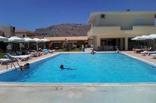 Hotel Sunshine - Griechenland - Rhodos