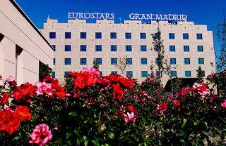 Hotel Eurostars Gran Madrid - Spanien - Madrid & Umgebung