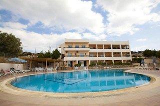 Hotel Ziakis - Griechenland - Rhodos
