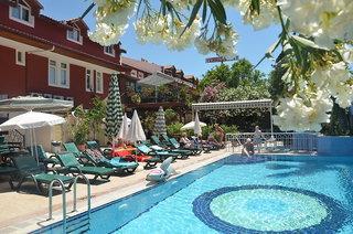 Hotel Tonoz Beach - Türkei - Dalyan - Dalaman - Fethiye - Ölüdeniz - Kas
