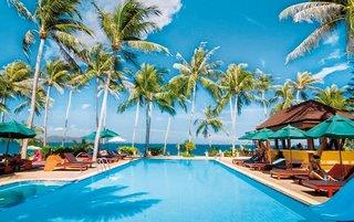 Hotel Coco Palm Beach Resort Samui - Maenam Beach - Thailand