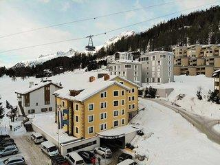 Hotel Cervus - Schweiz - Graubünden