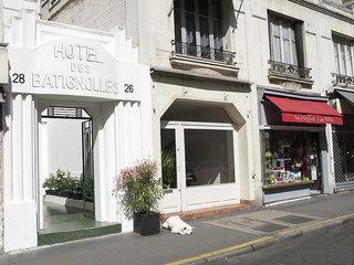 Hotel Des Batignolles - Frankreich - Paris & Umgebung