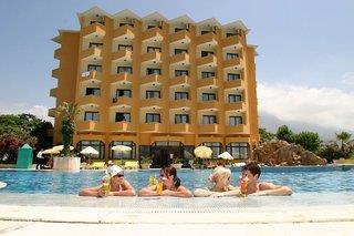 Hotel Sunshine Holiday Resort - Türkei - Dalyan - Dalaman - Fethiye - Ölüdeniz - Kas