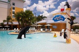 Hotel Fairfield Inn & Suites Orlando at Seaworld - USA - Florida Orlando & Inland