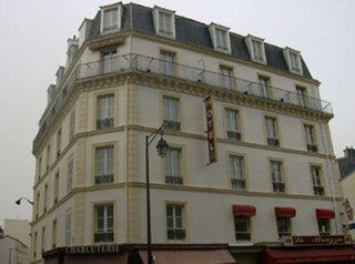 Hotel Du Chateau - Frankreich - Paris & Umgebung