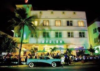Hotel The Avalon South Beach - USA - Florida Ostküste