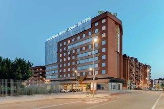Hotel Hesperia Sant Joan Suites - Spanien - Barcelona & Umgebung