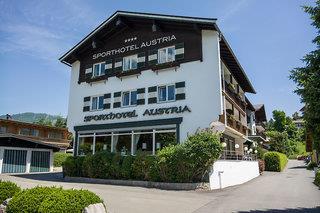Sporthotel Austria - Österreich - Tirol - Innsbruck, Mittel- und Nordtirol