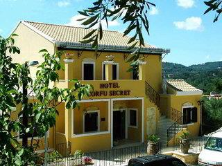 Hotel Corfu Secret Boutique - Pirgi (Ipsos) - Griechenland