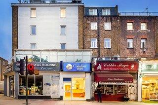 Hotel Comfort Inn Edgware Road - Großbritannien & Nordirland - London & Südengland